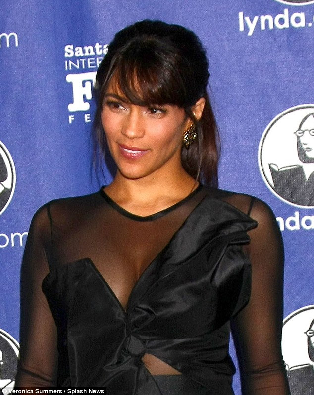 Katching My I Paula Patton Shows Off Her Killer Figure In