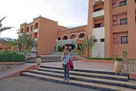 Teneghir - sud du maroc