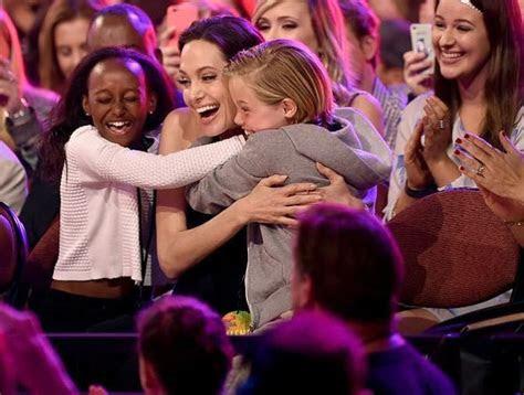 Angelina Jolie, Brad Pitt Renew Their Love, Support Shiloh