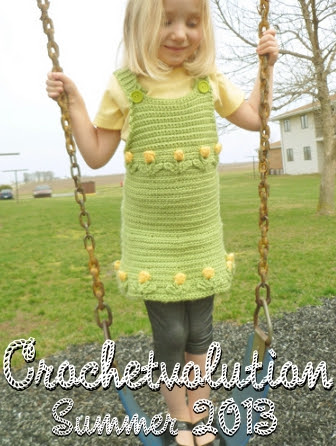 Crochetvolution, Summer 2013