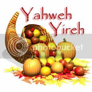 YHWH yireh neoatierra