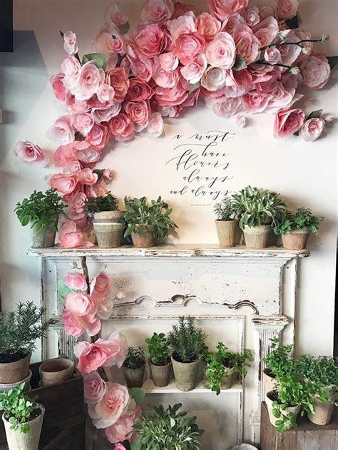 Best 25  Paper flowers wedding ideas on Pinterest   Paper
