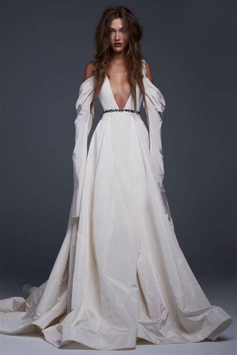 vera wang bridal  fall winter dresses