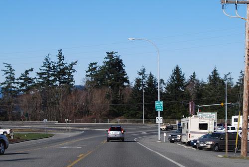 SR 20 @ SR 20 north