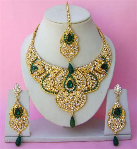 Top Expensive Artificial Jewellery Designs For Wedding
