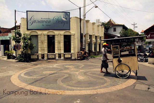 Kampung Batik Lawean,Solo