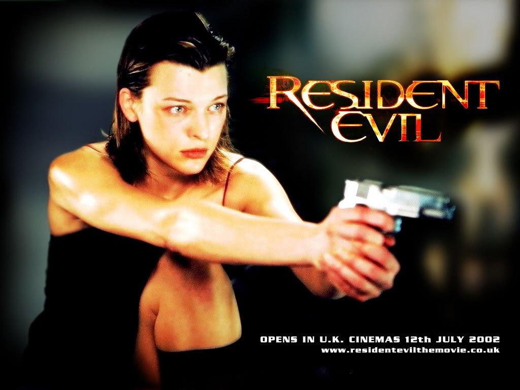 Resident Evil Movie Resident Evil Movie Wallpaper 23148722