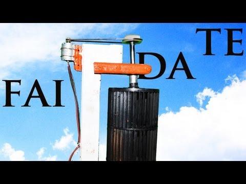 Il potere della fantasia for Ventilatore verticale