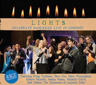 Album cover for Lights