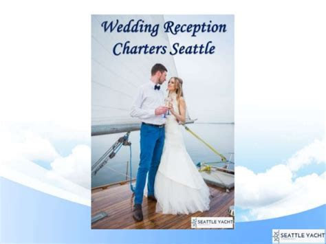 Host Wedding Ceremony & Reception aboard Private Yacht