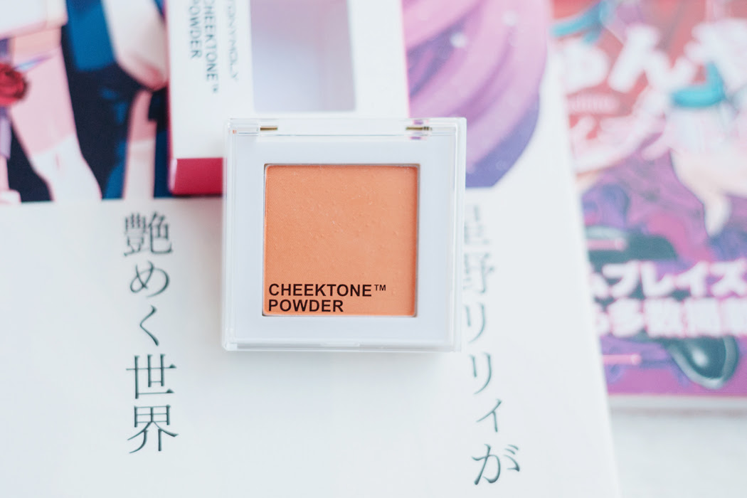 Tony Moly Cheektone Single Blusher in P07 Orange Shower | chainyan.co