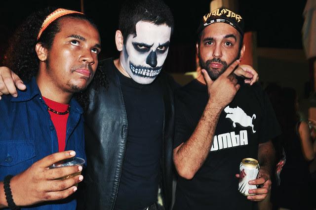 Calavera Party - manos