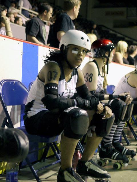 Cincinnati Rollergirls vs. Indianapolis