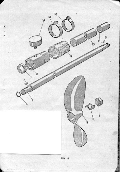 Vire 7 Spare Parts - Fig. 19
