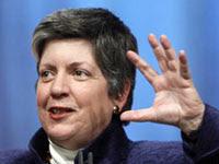 La secretaria de  Seguridad Nacional de E.U. , Janet Napolitano. Foto: AP