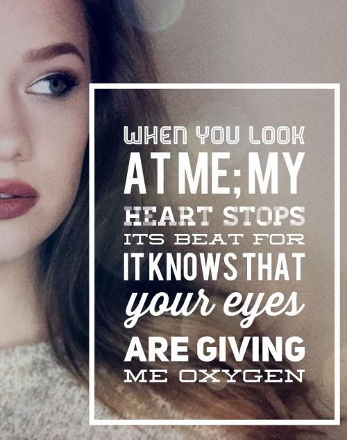 When You Look At Me Quotes Quotations Sayings 2019