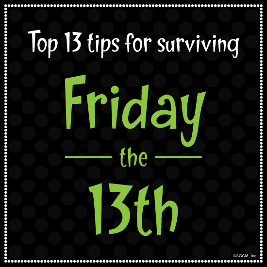Tips For Surviving Friday The 13th American Greetings Blog