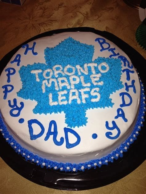 17 Best images about Toronto Maple Leaf's Cakes on