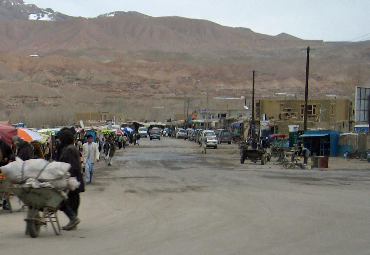 Bamian Main Street