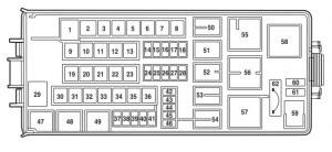 2003 Lincoln Aviator Fuse Box Diagram 98 Mazda Millenia Fuse Box Bege Wiring Diagram