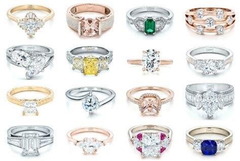 10 Gorgeous Engagement Ring Trends for 2016
