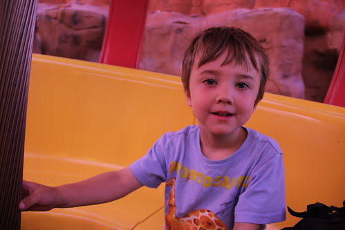 Olsen on the Ferris Wheel