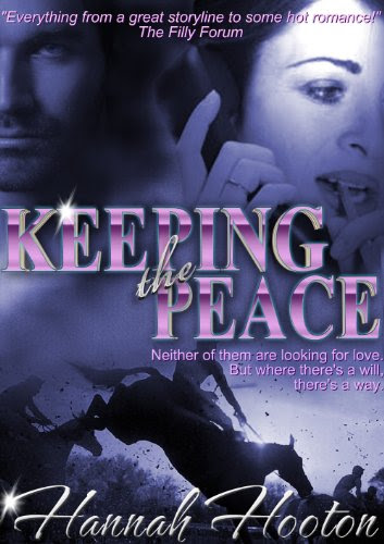 Keeping the Peace (A Racing Romance) (Aspen Valley Series #1) by Hannah Hooton
