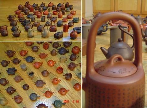 無限台南所有的茶壺
