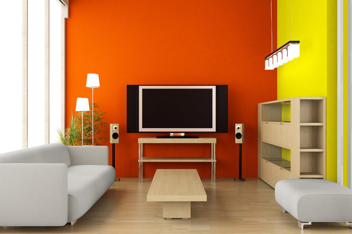 C mo decorar la casa gama de colores de pinturas para for Gama de colores pintura interior
