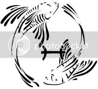 Zodiac Tattoo Symbols Pisces Tattoos