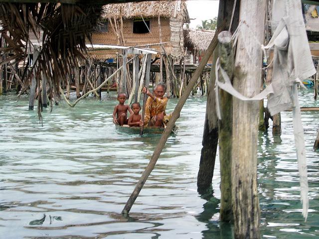 Perierga.gr - Bajau village