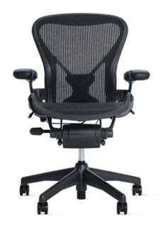 Aeron® Chair - Lumbar Support - Design Within Reach