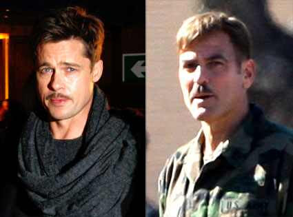 George Clooney And Brad Pitt Movies. Sure, Brad has been known