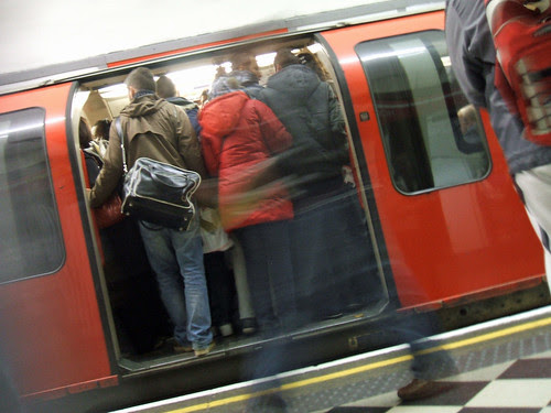 Central Line 235/365 by Blue Square Thing