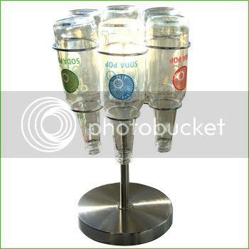 Soda Pop Lamp