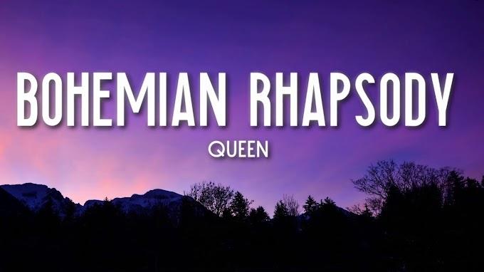 Bohemian Rhapsody - Queen (Lyrics) 🎵 - Bohemian Rhapsody Lyrics