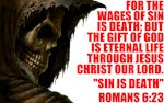 SIN IS DEATH