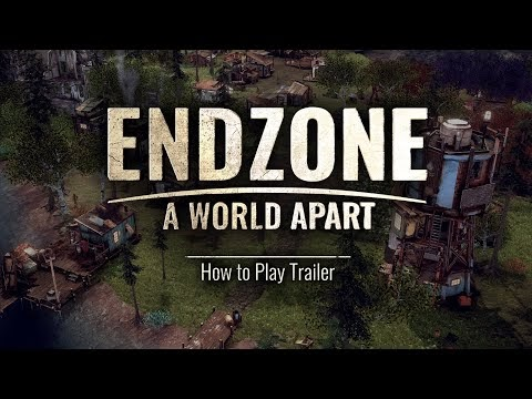 Endzone - A World Apart Review | Gameplay