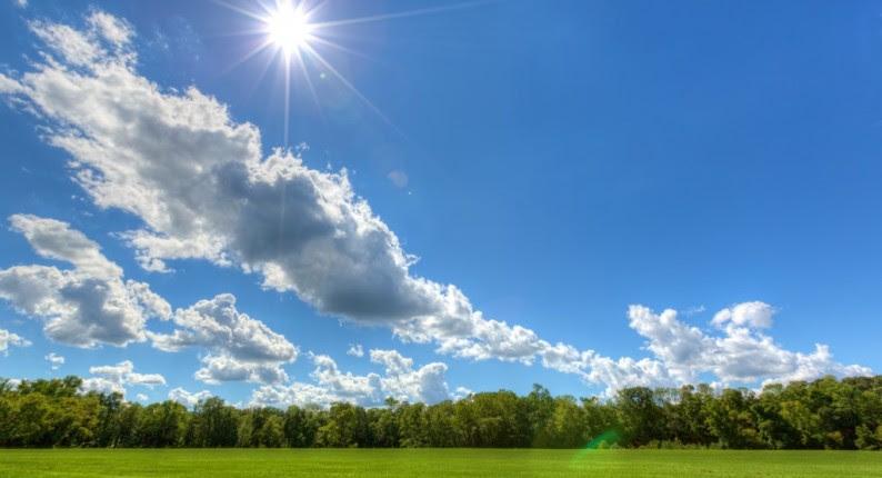 Ηλεία: Καλοκαιρία και στο βάθος . . . ζέστη