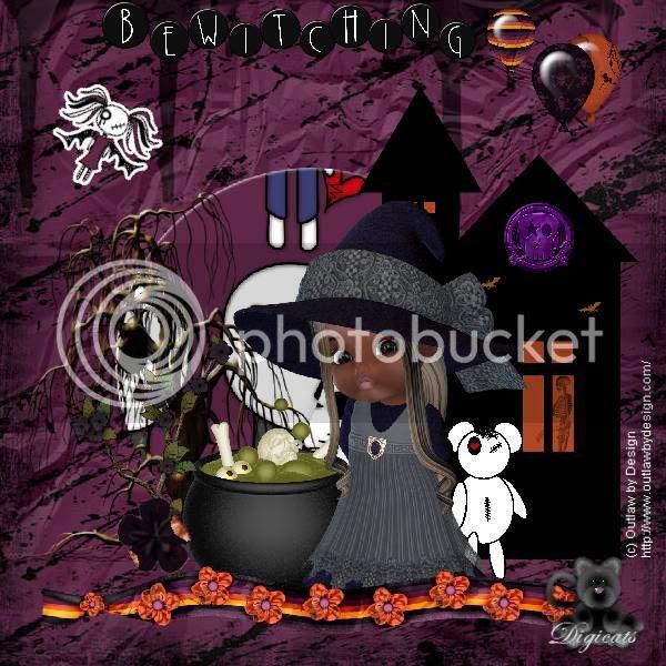Witch,Gothic,Halloween