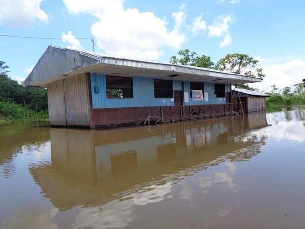 C.E. Inundado