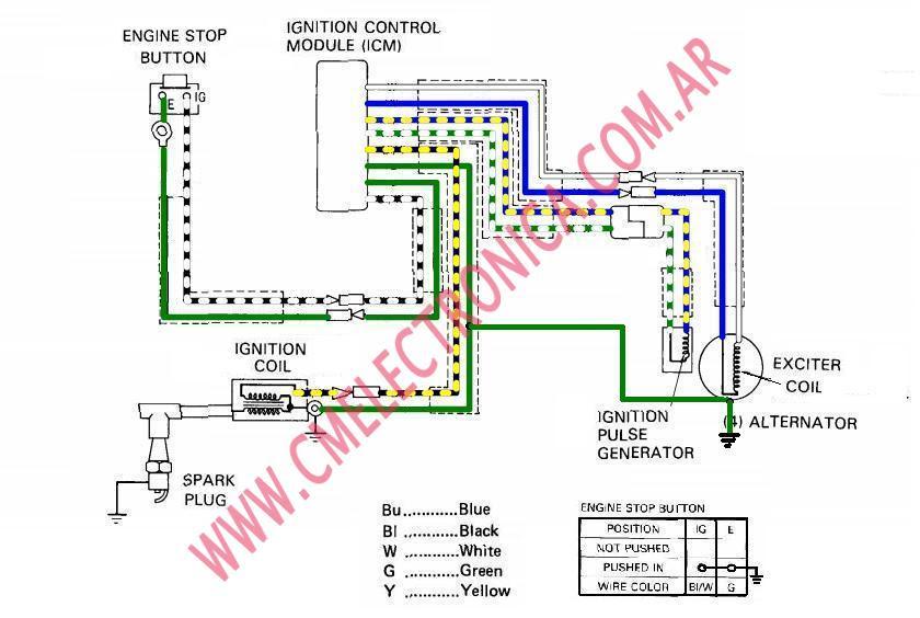 Honda Cr250 Wiring Diagram - Wiring Diagram