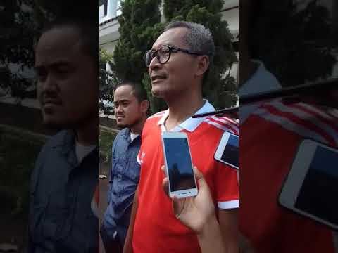 Pernyataan Ketua DPD PAN Karawang Atas Kasus Hitler Nababan