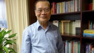 台湾法务部长曾勇夫宣布辞职