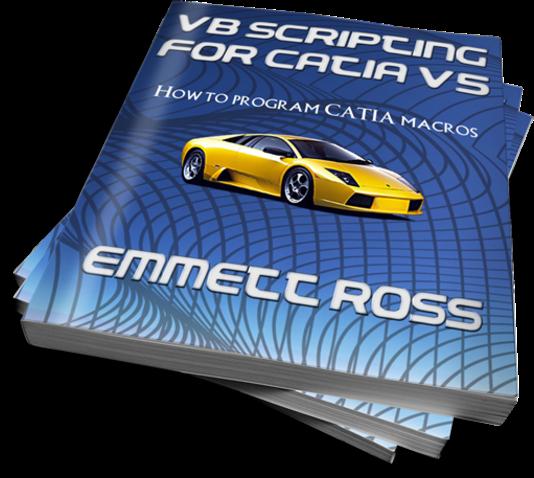 vb scripting for catia v5 paperback