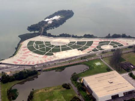 parque dos atletas - zona oeste - 2012