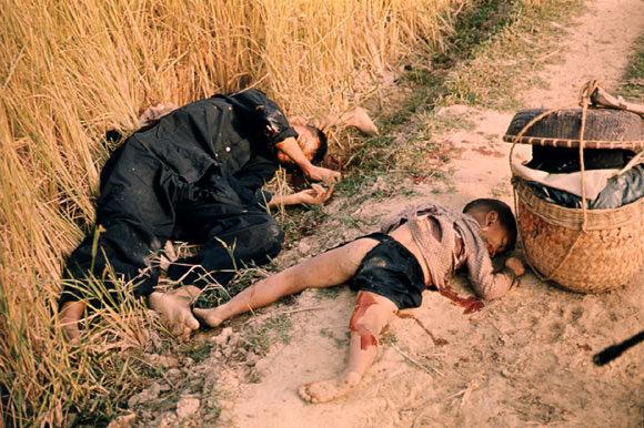 «My Lai massacre» de Ronald L. Haeberle. Foto: Wikipedia