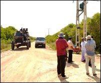Poonakari military land grab