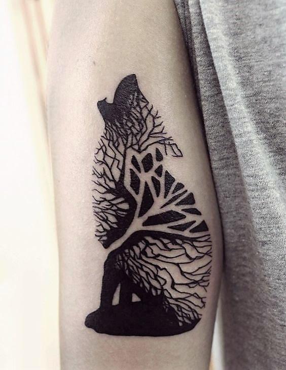 70 Majestic Wolf Tattoos For True Free Spirits Tattoomagz