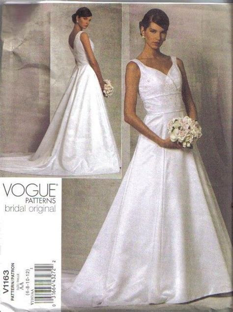 Details about OOP Bridal Original Vogue Sewing Pattern